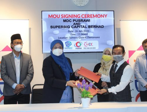 MoU Signing Ceremony Between MDC Pusrawi and Superbig Capital Berhad